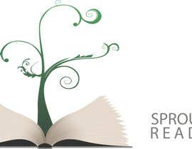 #4 para Design a Logo for Sprouting Readers por grisevictor