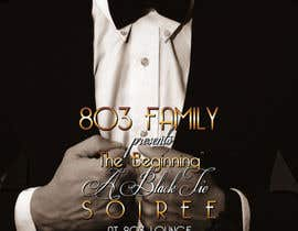 #34 for Design a Flyer for 803 family Soiree af anatomicana