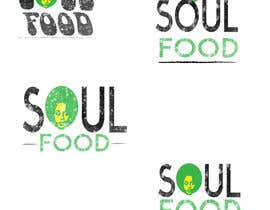 #21 for Design en logo for SoulFood by Keganmills16