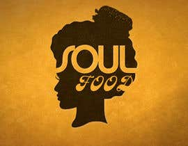 #48 for Design en logo for SoulFood by roksyn09