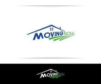 #27 for Design a Logo for Moving Now af hassan22as