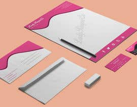 nnahar0709 tarafından Design a branding stationery for my boutique için no 8