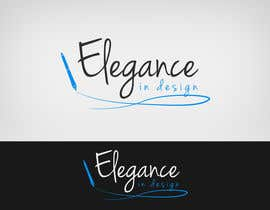 #32 para Design a Logo for Elegance in Design, LLC por Lozenger