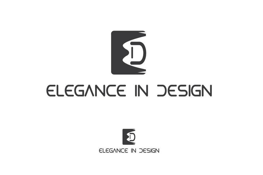 Proposition n°25 du concours Design a Logo for Elegance in Design, LLC