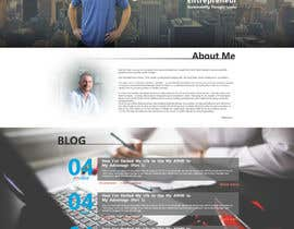 #6 for Design & Code Personal Website af AgeevAlecksey