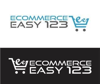 Nro 83 kilpailuun Design a Logo for Ecommerce Easy 123 käyttäjältä shitazumi