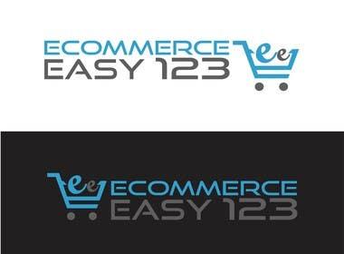 Nro 86 kilpailuun Design a Logo for Ecommerce Easy 123 käyttäjältä shitazumi