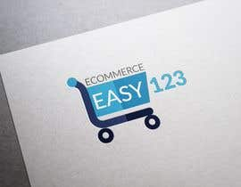 nº 80 pour Design a Logo for Ecommerce Easy 123 par krsites