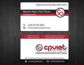 #175 para Design some Business Cards for CPVIET por ivegotlost