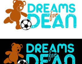 #52 para Design a Logo for DREAM FOR DEAN charity project - Need ASAP! por ralfgwapo