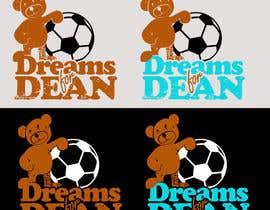 #54 para Design a Logo for DREAM FOR DEAN charity project - Need ASAP! por ralfgwapo