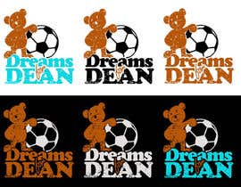 #67 para Design a Logo for DREAM FOR DEAN charity project - Need ASAP! por ralfgwapo