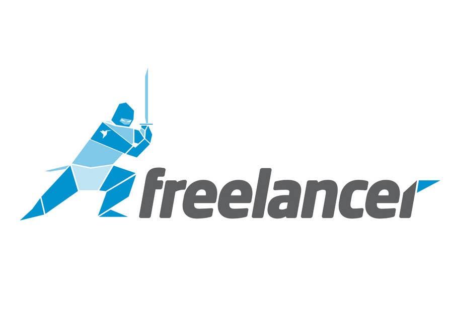 Contest Entry #107 for Turn the Freelancer.com origami bird into a ninja !