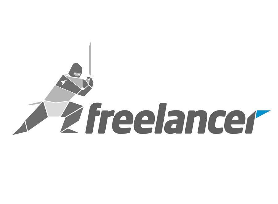 Konkurrenceindlæg #108 for Turn the Freelancer.com origami bird into a ninja !