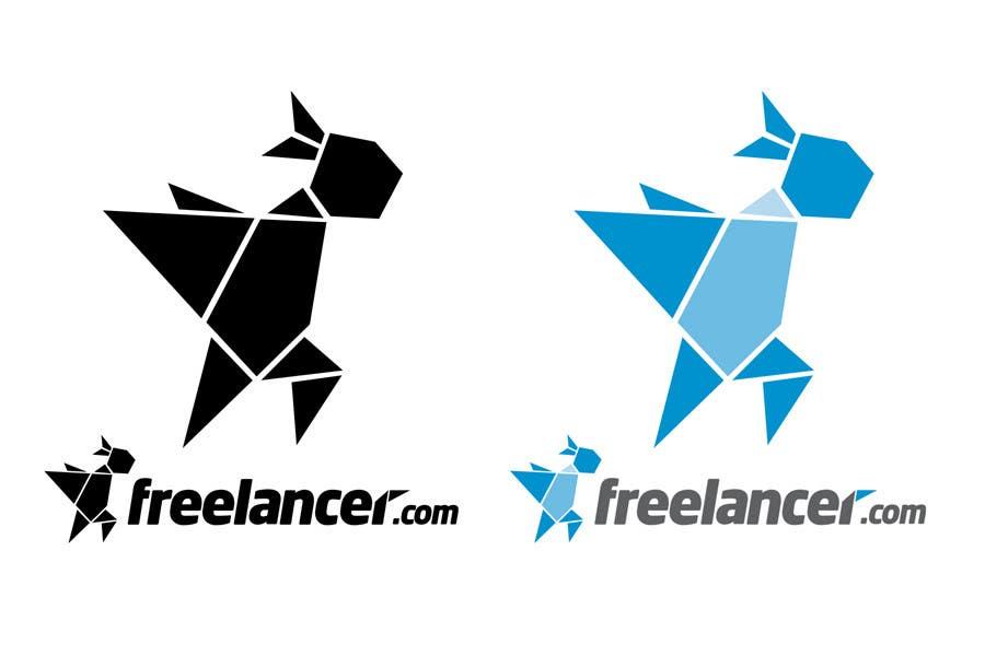 Konkurrenceindlæg #28 for Turn the Freelancer.com origami bird into a ninja !