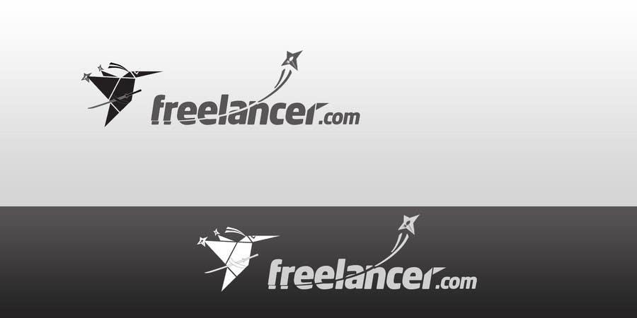Participación en el concurso Nro.155 para Turn the Freelancer.com origami bird into a ninja !