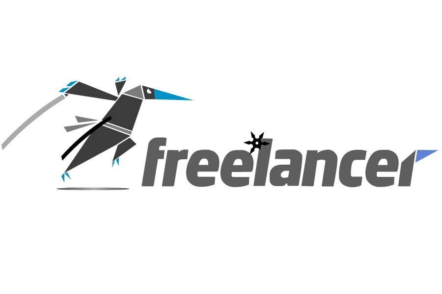 Konkurrenceindlæg #151 for Turn the Freelancer.com origami bird into a ninja !