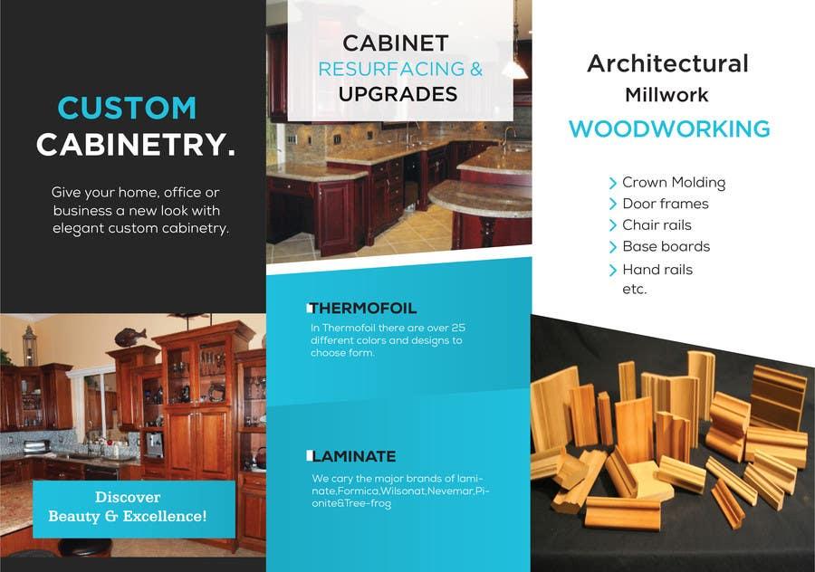 Konkurrenceindlæg #                                        10                                      for                                         Trifold Brochure Design