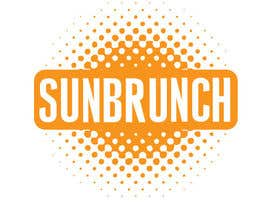 nº 18 pour Logo design for Sunbrunch par Christina850