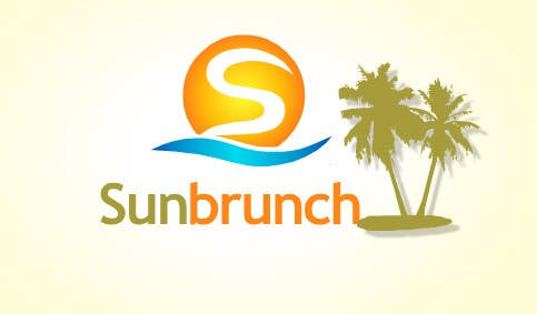 #30 for Logo design for Sunbrunch by MamaIrfan