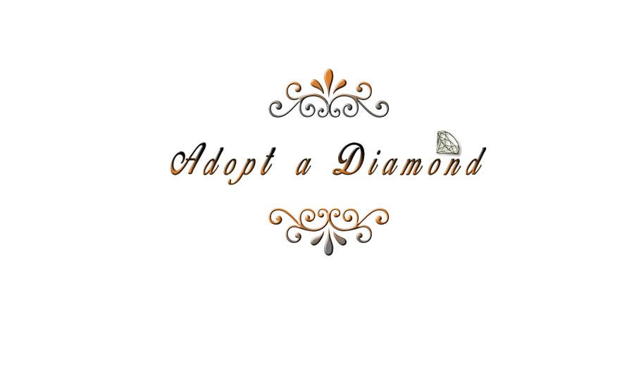 Konkurrenceindlæg #                                        8                                      for                                         Design a Logo for Diamond Ring Website