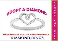 Graphic Design Contest Entry #9 for Design a Logo for Diamond Ring Website