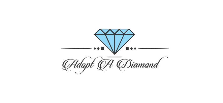Konkurrenceindlæg #                                        28                                      for                                         Design a Logo for Diamond Ring Website