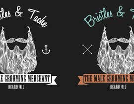 #16 for Design a Logo for a Beard Oil Brand by tatahakobyan