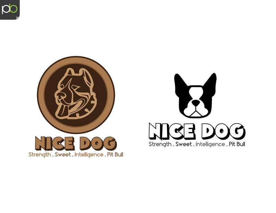 Contest Entry #                                        12                                      for                                         Logo image for Pit Bull dog brand