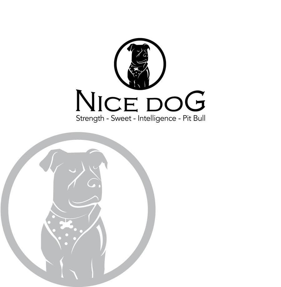 Proposition n°5 du concours Logo image for Pit Bull dog brand