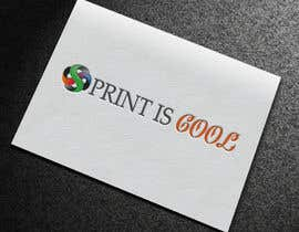 "nº 30 pour Logo for a blog ""print is cool"" par cuteperson"