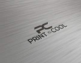 "nº 64 pour Logo for a blog ""print is cool"" par starlogo01"
