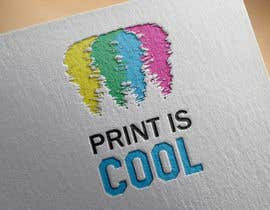 "nº 173 pour Logo for a blog ""print is cool"" par MSalmanSun"