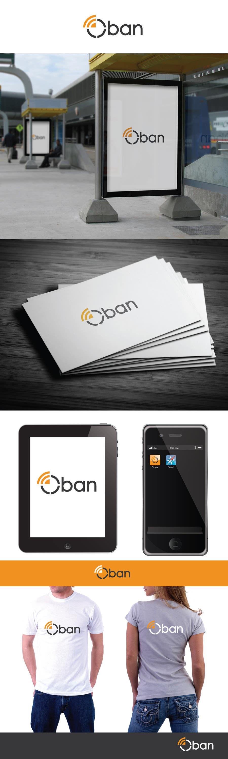 Inscrição nº 18 do Concurso para Design a Logo for Oban