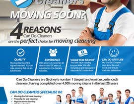 #14 cho Design a flyer for a house cleaning company bởi FelipeRonquilo