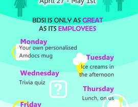 #5 cho Design a Flyer for company employee appreciation week bởi dorialexa