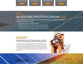#19 para webdesign for photovoltaic company por graphicrainbd
