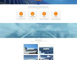 #18 para webdesign for photovoltaic company por krasotina