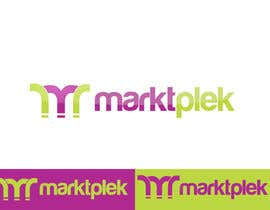 #189 for Design a Logo for MarktPlek by gamini23
