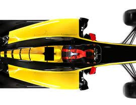 #23 untuk Need TOP view image of Formula 1 Racing Car oleh shekhargholap1
