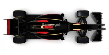 #35 untuk Need TOP view image of Formula 1 Racing Car oleh Saranageh90