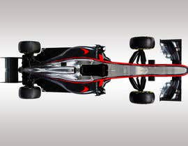 #10 untuk Need TOP view image of Formula 1 Racing Car oleh Pokerzxc