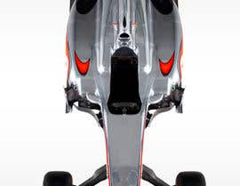 #21 untuk Need TOP view image of Formula 1 Racing Car oleh Pokerzxc