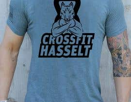 #40 for Ontwerp een T-shirt for Crossfit Hasselt af hedayetmdansari