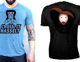#120 for Ontwerp een T-shirt for Crossfit Hasselt af hedayetmdansari