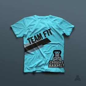 #2 for Ontwerp een T-shirt for Crossfit Hasselt af Nadasol