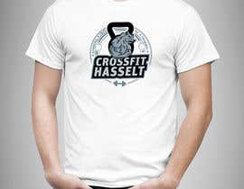 #22 for Ontwerp een T-shirt for Crossfit Hasselt founding members af adhikery