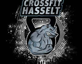 #31 for Ontwerp een T-shirt for Crossfit Hasselt founding members af blackhordes