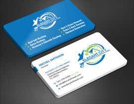#3 สำหรับ business cards for my pressure cleaning business โดย shorifuddin177