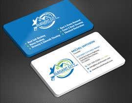 #4 สำหรับ business cards for my pressure cleaning business โดย shorifuddin177